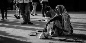 हिंदी कविता - दरिद्रता