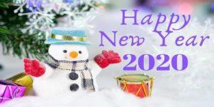 नव वर्ष पर हास्य कविता