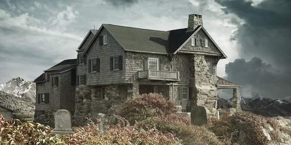 नींव और मकान पर कविता