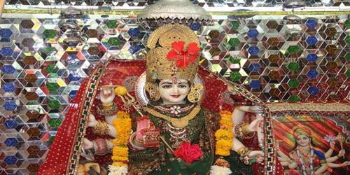 माँ दुर्गा पर कविता