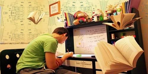 पढ़ाई पर बाल कविता